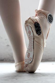 Las memorias de la danza a través de la #Wearable