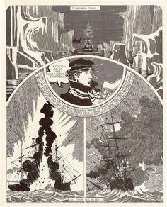 page Le démon des glaces (1974), original edition (in English: The arctic…