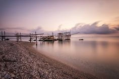 Trabocco Punta Le Morge by Luca Libralato on 500px