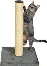 DIY Homemade Cat Scratching Post