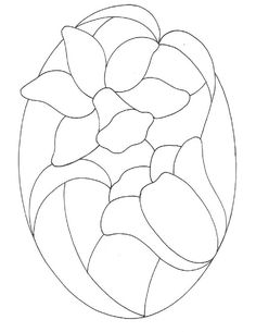 ★ Stained Glass Patterns for FREE ★ glass pattern 182 ★
