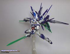 Custom Build: HG 1/144 00 Qan[T] EVO - Gundam Kits Collection News and Reviews