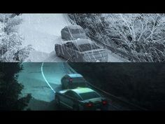 """CGI VFX Breakdowns HD: """"Elements: The Making of Vehicles & Streets"""" by Z..."""