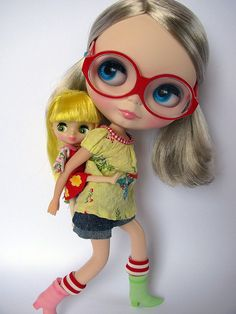 by *Aglaëpetitefée* Not much time for dolls now :(, via Flickr