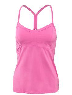 Lija Womens Vivid Bustier Tank $70 Tennis Wear, Gym Tops, Racerback Tank Top, Fun Workouts, Stylish Outfits, Tankini, Basic Tank Top, Athletic Tank Tops, Sportswear