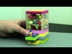 Lego Candy Dispenser Tutorial