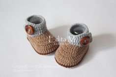 Hey, I found this really awesome Etsy listing at https://www.etsy.com/listing/510814967/unisex-baby-booties-crochet-baby-booties