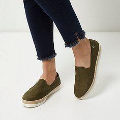 Chaussures De Sport Marron Avec Lacets Espadrillerand Île Fluviale 9QUXz5D