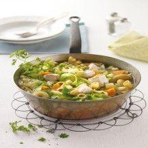 Weight Watchers Recepten - Kipschotel met pasta