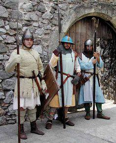 "Coordinamento Mille&Duecento - Coordinamento Italiano Gruppi di ""Living History"" e ""Re-enactment"" del XIII secolo"