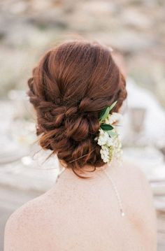 incredible braidal chignon hairstyles