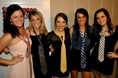 ❉ tips for planning a MY TIE party! ❉   sorority sugar