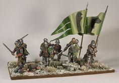 HVM workbench: Ser Jorah Mormont and Knights