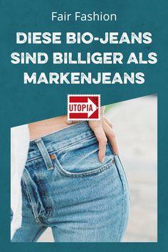 81b3ad42f2 Diese Bio-Jeans sind billiger als Markenjeans. Nachhaltige Jeans: Diese Bio  Jeans sind die besten. Wir zeigen dir 5 Fair ...