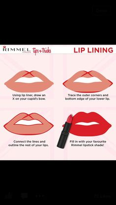 Lip liner how to