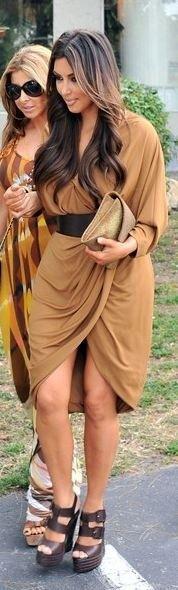 Kim K... - Kim Kardashian Style