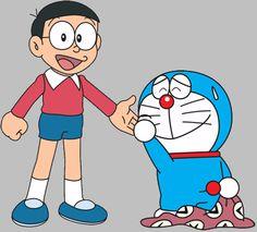 Image Of Nobita With Doraemon Cute Doodle Art, Cute Doodles, Doraemon Stand By Me, Cartoon Shoes, Doraemon Cartoon, Doraemon Wallpapers, Japanese Characters, Cute Japanese, Smurfs