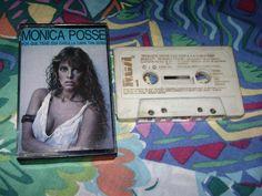 Cassette Monica Posse 1986 Por Que Tiene Esa Chica... - $ 99,90 en Mercado Libre