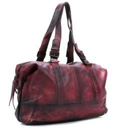 FredsBruder Blossom Tote Leather Bag  #leather #bag #handbag #tote