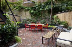 Brooklyn Heights Landscape Design || NYC Garden Design