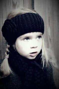 Winter haarband Knitted Hats, Crochet Hats, Diys, Winter Hats, Knitting, Fashion, Breien, Knitting Hats, Moda