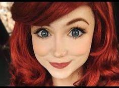 Slikovni rezultat za make up little girl mask tutorial