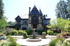 Beringer Vineyards, Napa Valley, CA I want to go