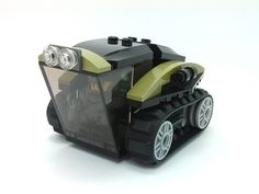 LEGO Scarab Scout Rover - building instructions and parts list. Lego Cars, Lego Robot, Lego Track, Legos, Lego Wheels, Cuadros Star Wars, Lego Furniture, Micro Lego, Lego Spaceship