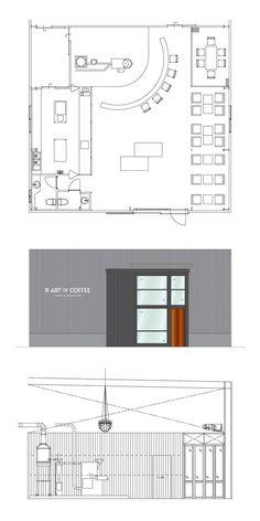 64 Best ideas for design restaurant art Interior Architecture Drawing, Interior Design Sketches, Cafe Interior Design, Cafe Design, Layout Design, House Design, Cafe Floor Plan, Restaurant Floor Plan, Restaurant Concept
