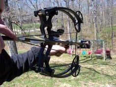 Gear Head Reverse Energy Bow (R.E.B. Shadow).