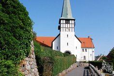 Nikolaikirche, Rønne #nikolaikirche #roenne #ronne #bornholm
