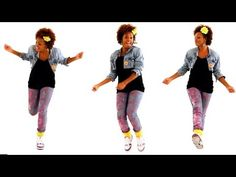How to Do the Jump Rope | Hip-Hop Dancing - YouTube