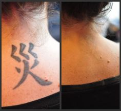 By Sheila Arkee Back when I was working as a retail makeup artist, one of the most common request was tattoo coverup for special occasions. As meaningful Beauty Secrets, Diy Beauty, Beauty Makeup, Beauty Hacks, Hair Makeup, Beauty Tips, I Tattoo, Tattoo Quotes, Word Tattoos
