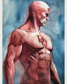 Daredevil by Elia Bonetti