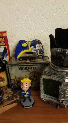 Fallout Controller Lackierung