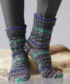Iglu Color Socken Gratisanleitung                                                                                                                                                                                 Mehr