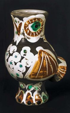 Wood-Owl, 1968 | From a unique collection of sculptures at http://www.1stdibs.com/art/sculptures/