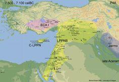 7500 - 7100 BC