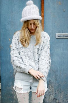 Styling and photography by THE WHITEPEPPER get the Cardigan here