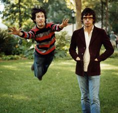 Brett and Jemaine -   Flight of the Conchords...