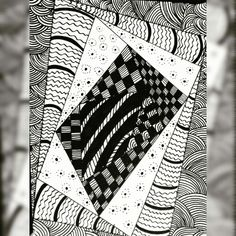 #draw #black #and #white
