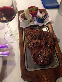 """""""Gastronomia em Buenos Aires"""" - La Cabrera #BuenosAires #food #superrecomendo #superrecomendooficial"""