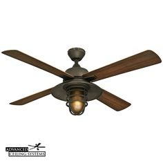 7 Rustic Industrial Ceiling Fans With Cage Lights You'll Love — Advanced Ceiling Systems Industrial Ceiling Fan, Rustic Industrial Decor, Industrial Lighting, Ceiling Fan Vaulted Ceiling, Home Ceiling, Ceiling Fan Makeover, Cage Light, Farms Living, Barndominium