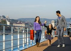 I'm a bit of a cruise fan, and that includes the chance to sail along some of the world's great rivers – I've been along the Yangtze and would love to cruise the Mekong. But a river cruise with kids?...