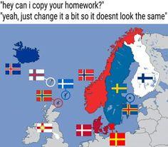 Fandens Svenskere