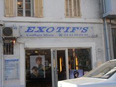 Un peu d'exotisme à Martigues...