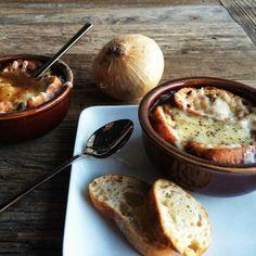 ho-made classic french onion soup   slothful slattern