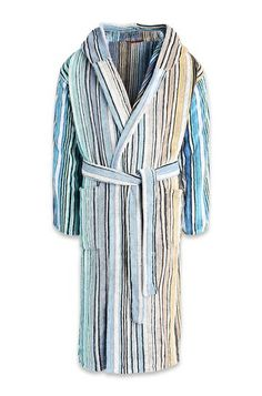 Shop Towels in the Missoni Online Store. Missoni, Hoods, Unisex, Cotton, Towels, Shopping, Fashion, Dress, Moda