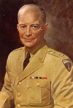 """Dwight David """"Ike"""" Eisenhower (October 1890 – March an American politician and Army general who served as the US President from 1953 until Greatest Presidents, Us Presidents, Military Photos, Military History, Fort Sam Houston, Thanks For Your Service, Son Of David, Dwight Eisenhower, Boring People"""