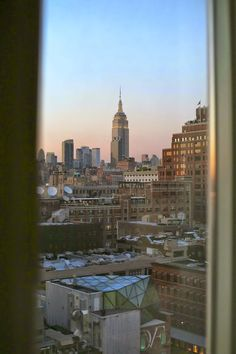 A CUP OF JO: A 19-hour vacation in NYC